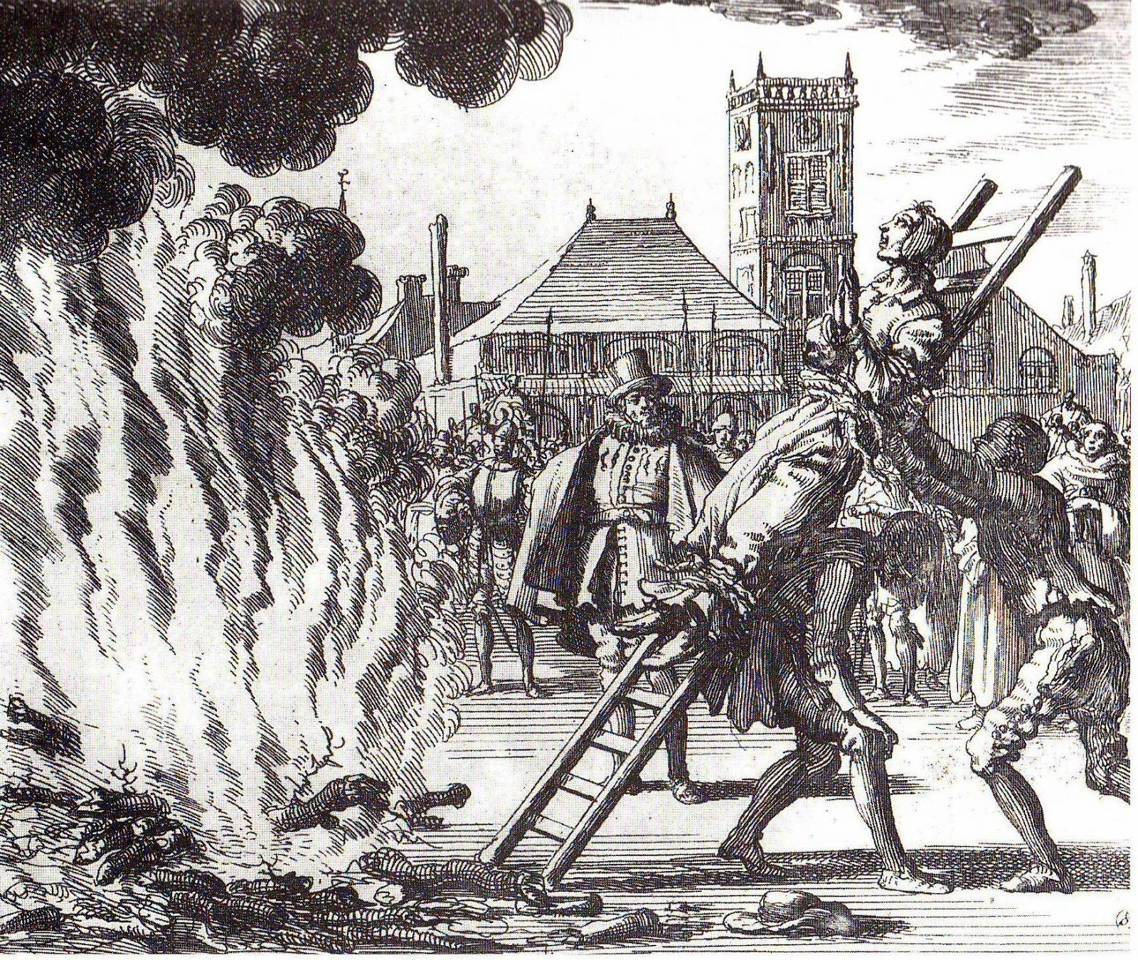 Anneken Hendriks the Anabaptist