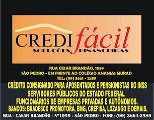 CREDIFÁCIL - SOLUÇÕES FINANCEIRAS  - CODÓ