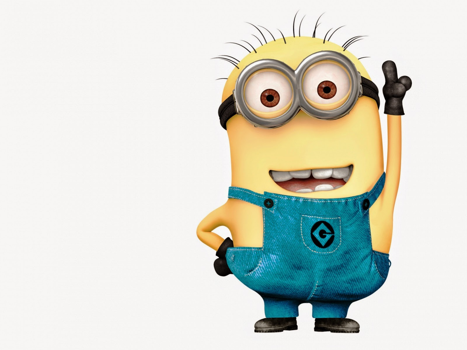 Despicable Me Minion Wallpaper For Desktop 1600 x 1200