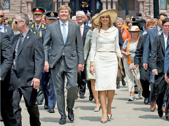 Dutch Royal Couple's Visit To Canada, Day-3