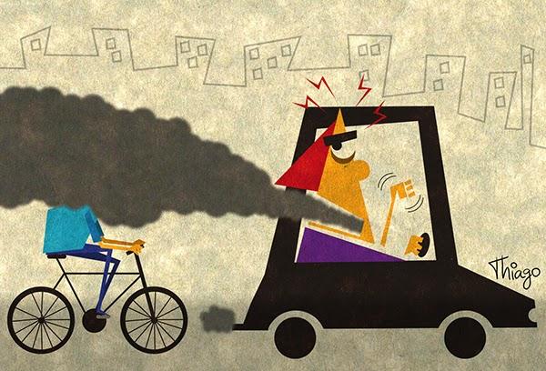 Thiago Lucas: Bicicleta.