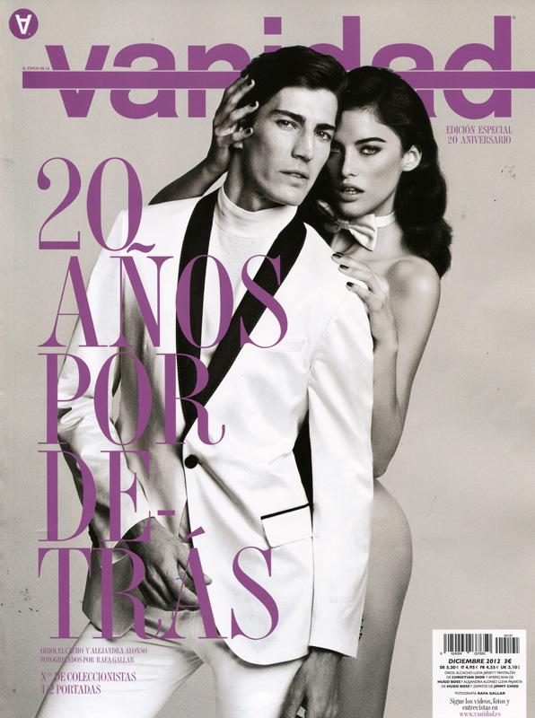SP: Jon Kortajarena portada de Vanidad