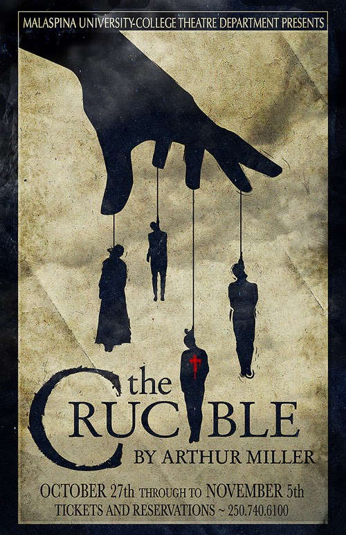the crucible book characters