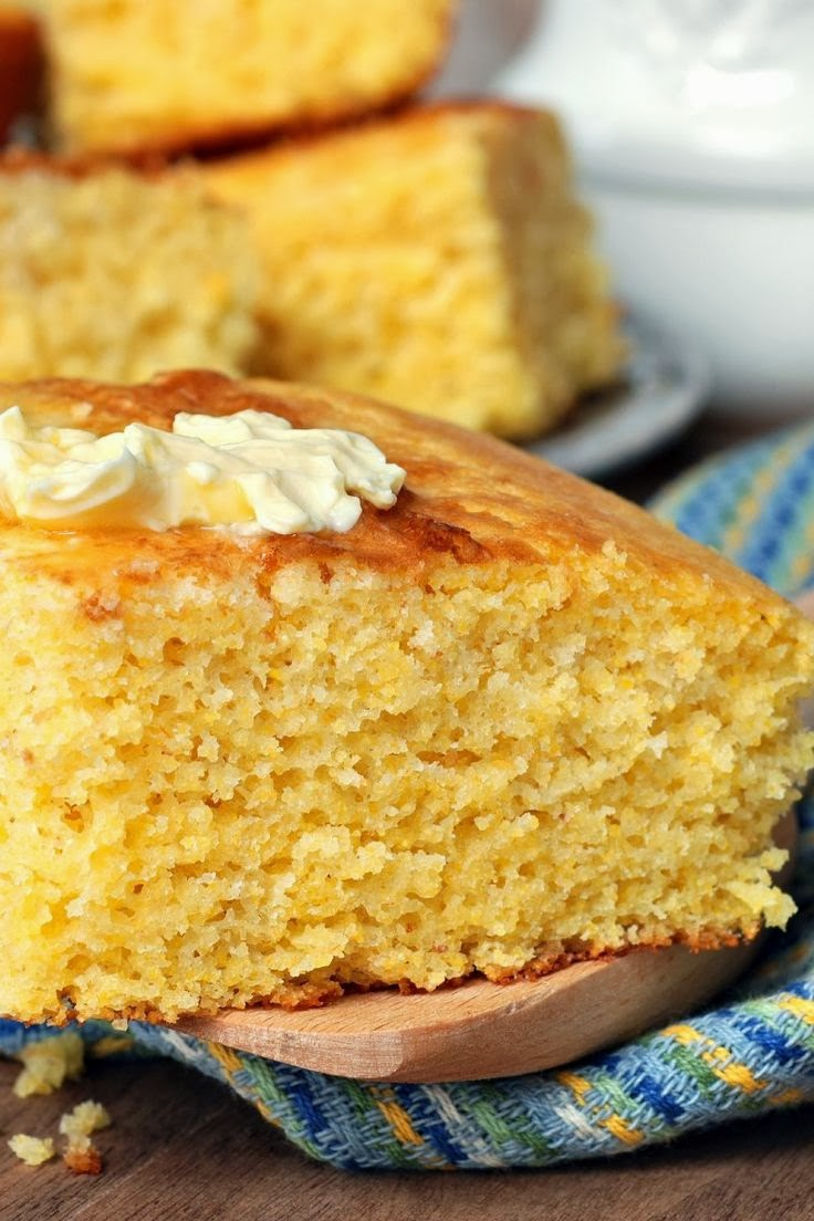 Grandmother's Buttermilk Cornbread | Cook'n is Fun - Food Recipes ...