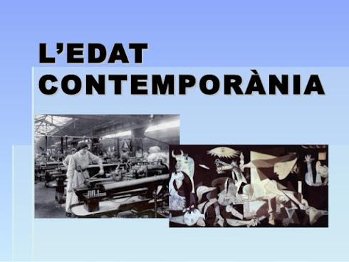 EDAT CONTEMPORÀNIA - 6è B