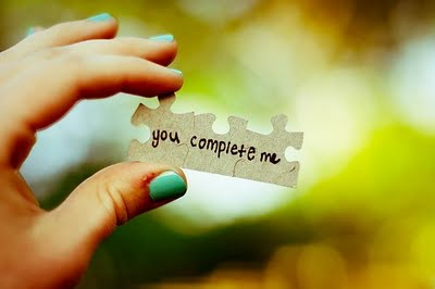 You Complete me ♥