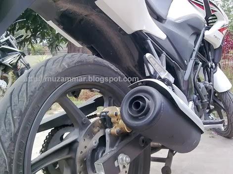 Test ride Honda CB 150R , putaran bawah sampai atas ngisi terus . . .