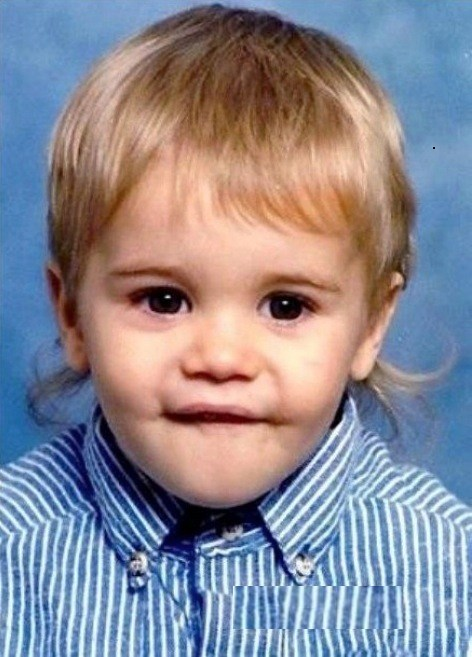 pics of justin bieber as a baby. Pics amp; Video : Justin Bieber