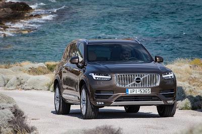 Εντυπωσιακός ο ρυθμός παραγγελιών για το Νέο Volvo XC90