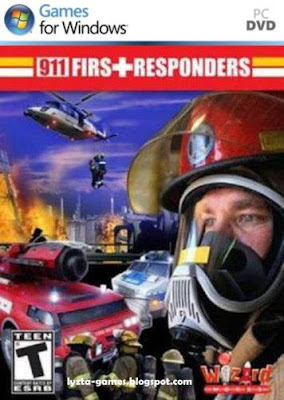 911: First Responders PC Cover