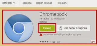 Gambar Cara Download Chromebook Gratis untuk Android