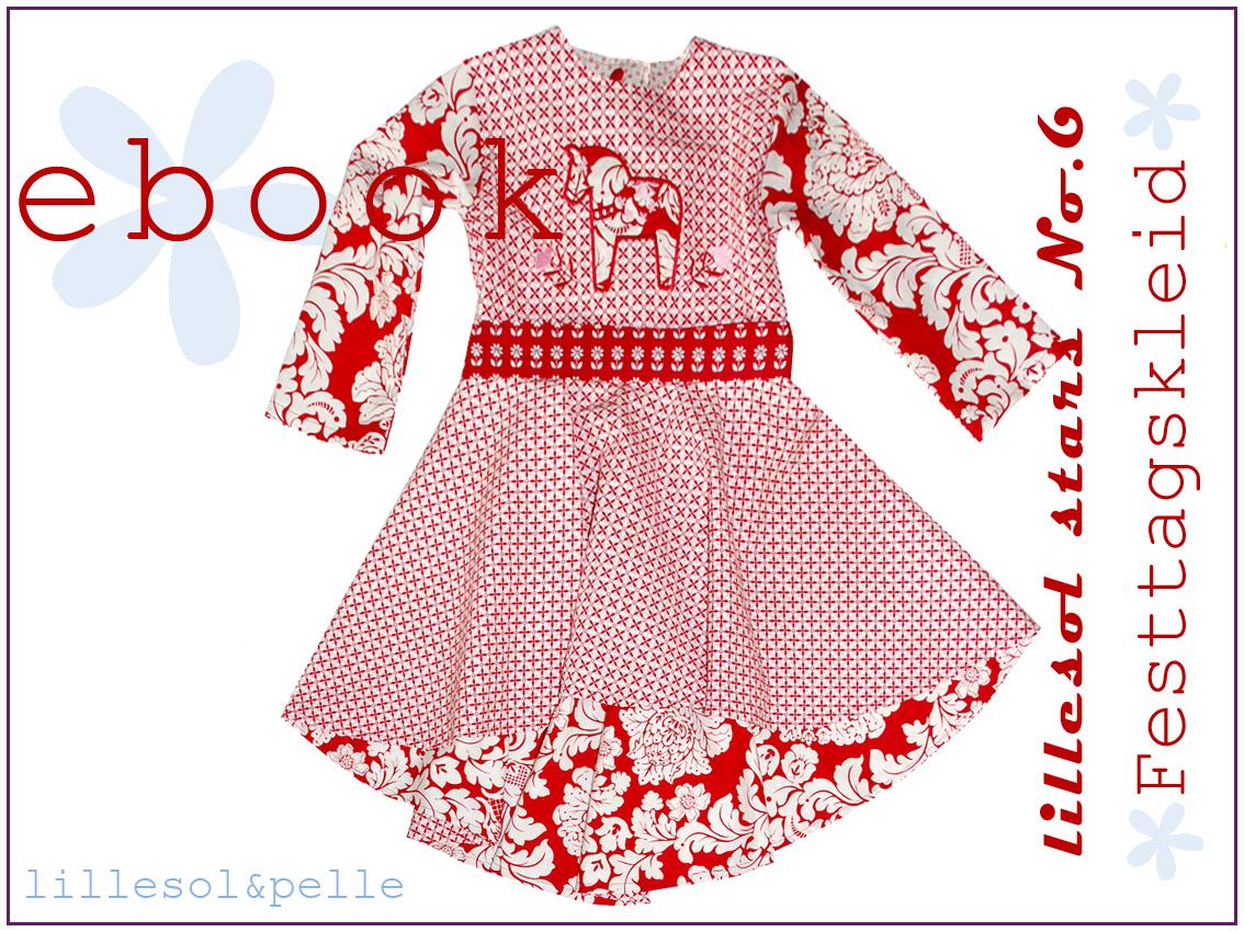 5. Türchen | lillesol & pelle Schnittmuster, Ebooks, Nähen