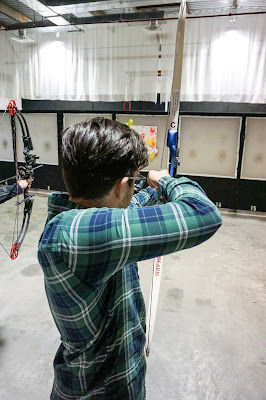 Gotham Archery-Brooklyn, New York- Travel The East