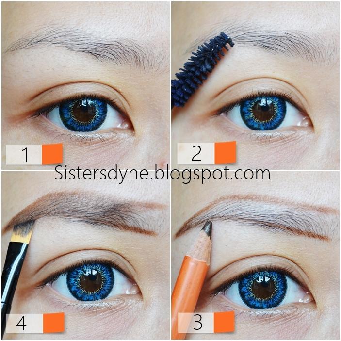 elf eyebrow kit tutorial. tutorial eyebrow using sleek makeup brow kit : elf