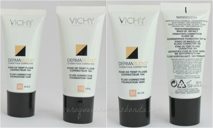 maquillaje vichy
