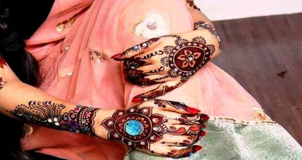 style of mehndi for eid