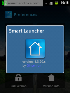 About Smart Launcher