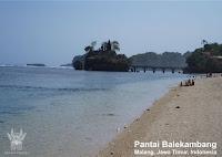 Salika Travel : Wisata Pantai Balekambang