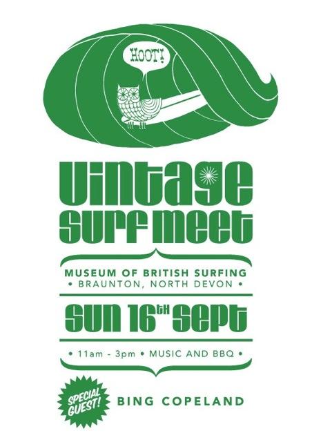 UK Vintage Surf Meet