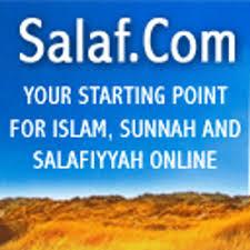 Islam,Sunnah and Salafiyyah