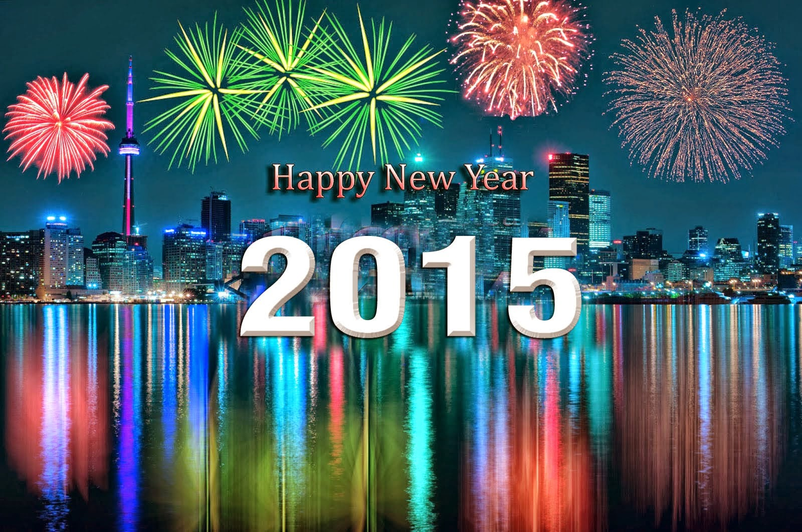 Greeting Happy New Year 2015 Wallpapers