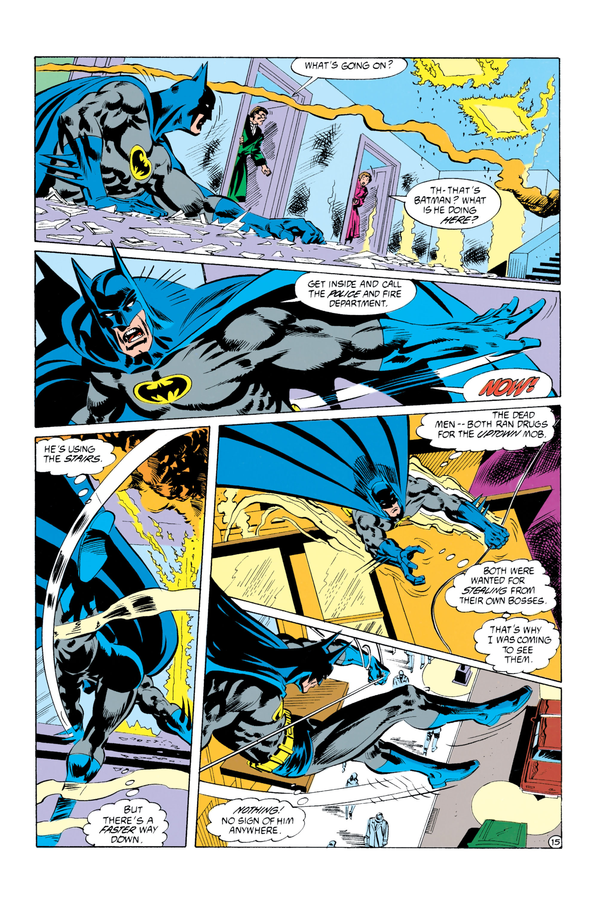 Detective Comics (1937) Issue #626 Page 16
