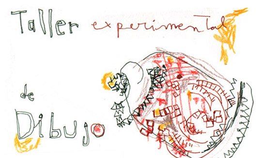 taller experimental de dibujo