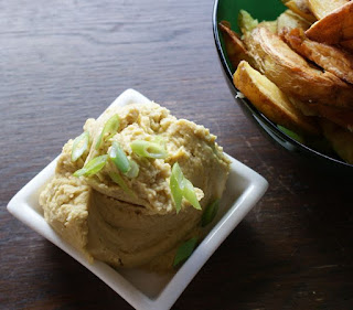 Easy Avocado Hummus Recipe And Image By Lucy Corry/The Kitchenmaid
