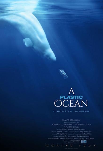 A Plastic Ocean (2016) ταινιες online seires oipeirates greek subs