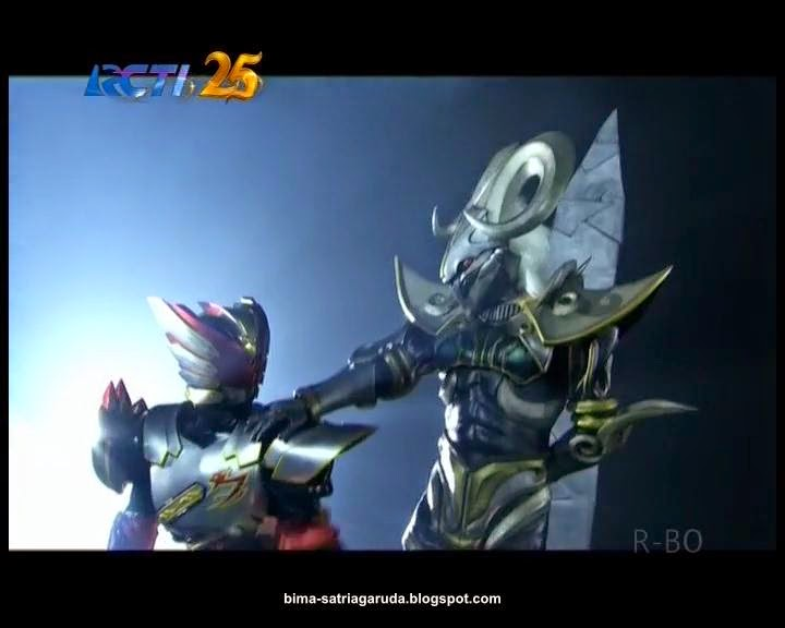 Satria Garuda Bima-X Episode 05