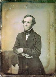 JUAN BAUTISTA ALBERDI (San Miguel de Tucumán, 29/08/1810 - Neuilly-sur-Seine, Francia, 19/061884).