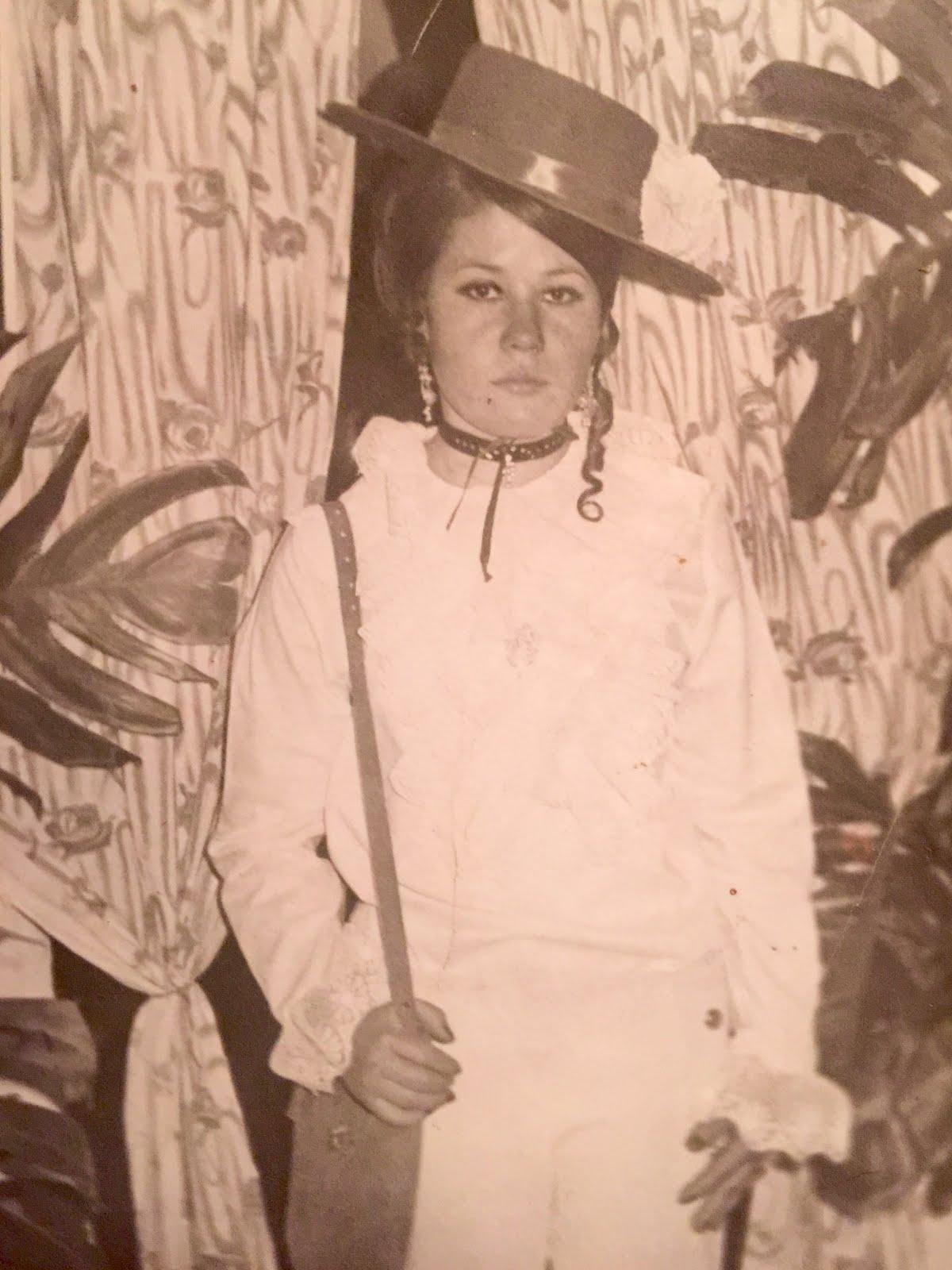 Ma. Josefa Marta, Pueblo Nuevo, Guanajuato 1975