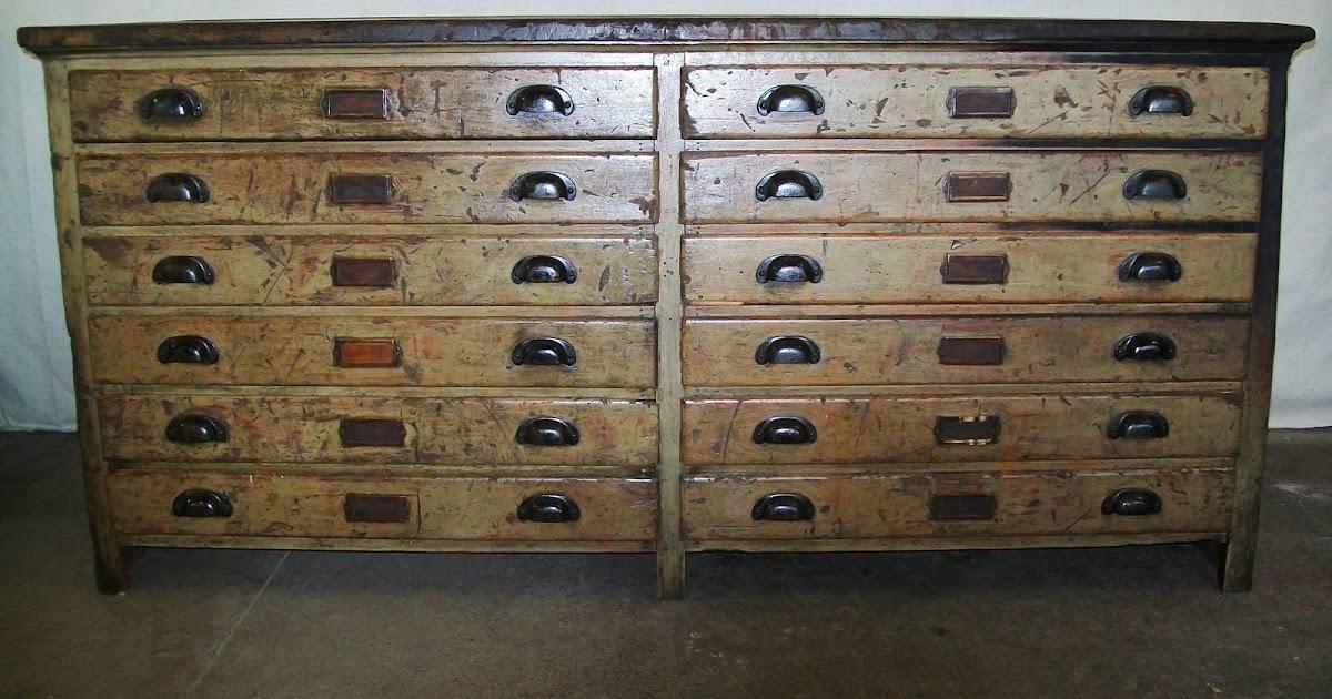 - LUCAH Designs: Antique Map Cabinet