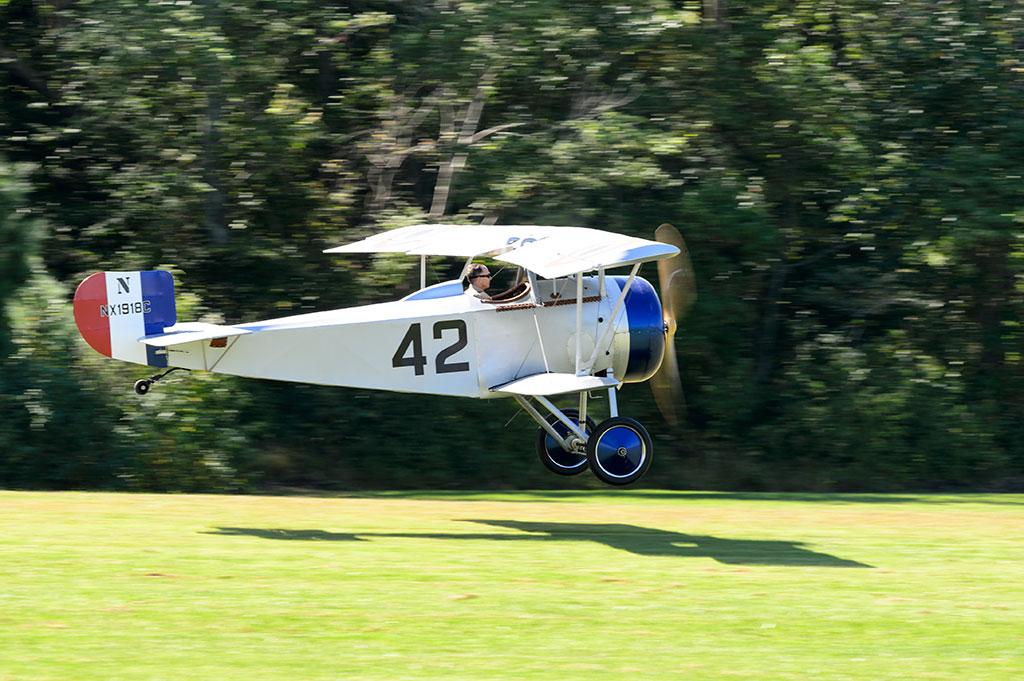1916 Nieuport 17