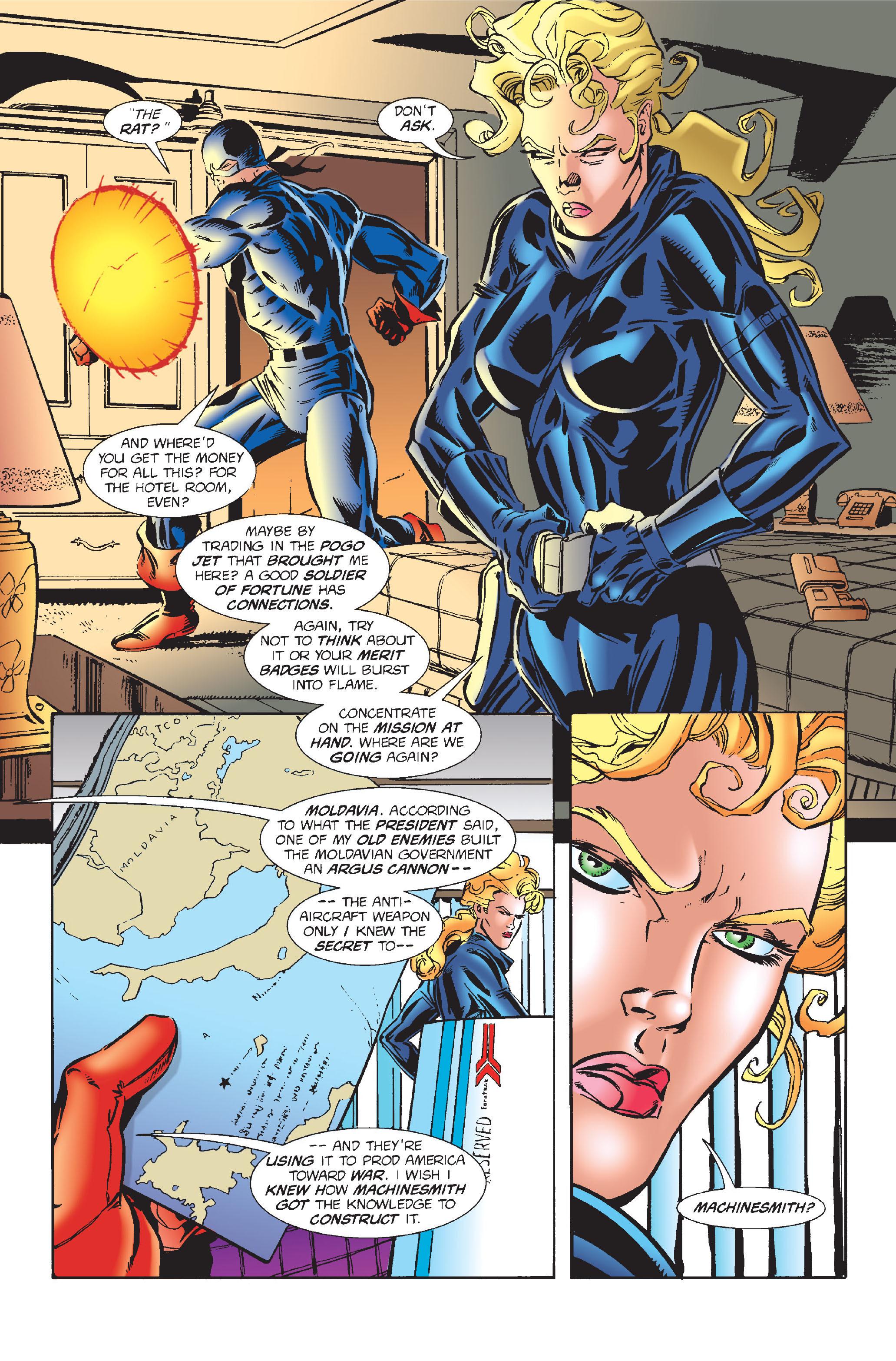 Captain America (1968) Issue #451 #408 - English 7