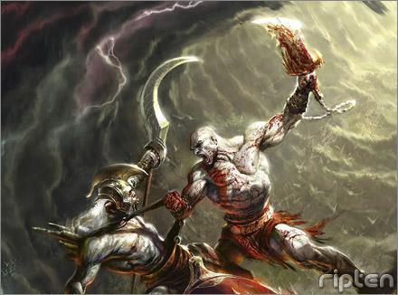 los tres grandes dioses de las antiguas mitologias