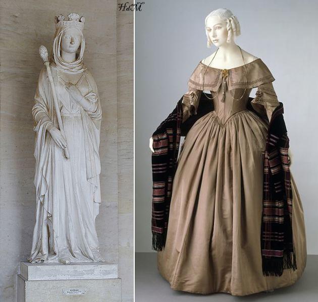 Hist ria da moda historicismo na moda s culo xviii e for Mode aus england