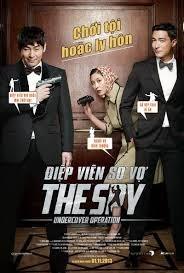 Điệp Viên Sợ Vợ - The Spy: Undercover Operation 2013