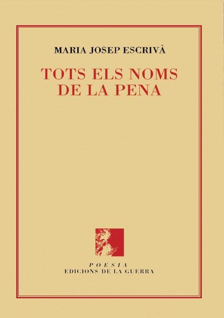 TOTS ELS NOMS DE LA PENA