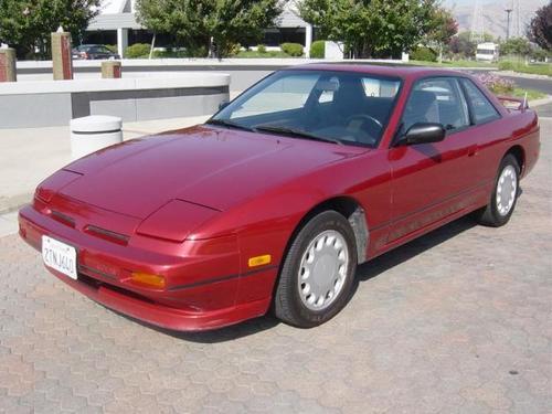Famous Car Manual  Nissan 240sx 1989