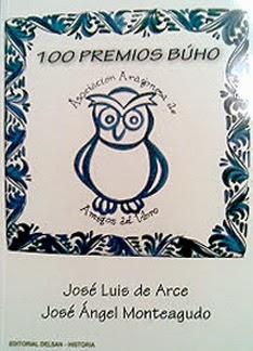 LIBRO 100 PREMIOS BÚHO (Editorial DELSAN)