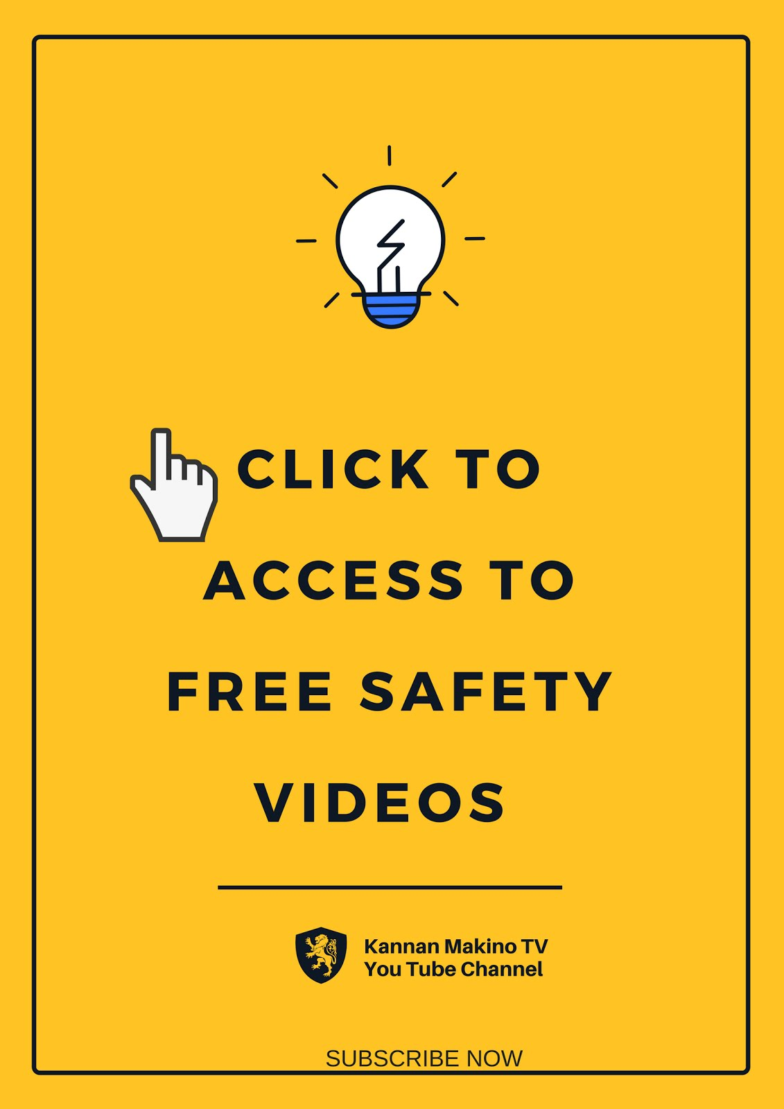 Watch Safety Videos on You Tube