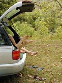 sexställningar i bilen