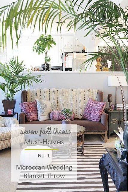 7 Fall Throw Must-Haves