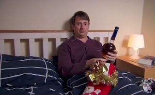 Mark Peep Show Christmas