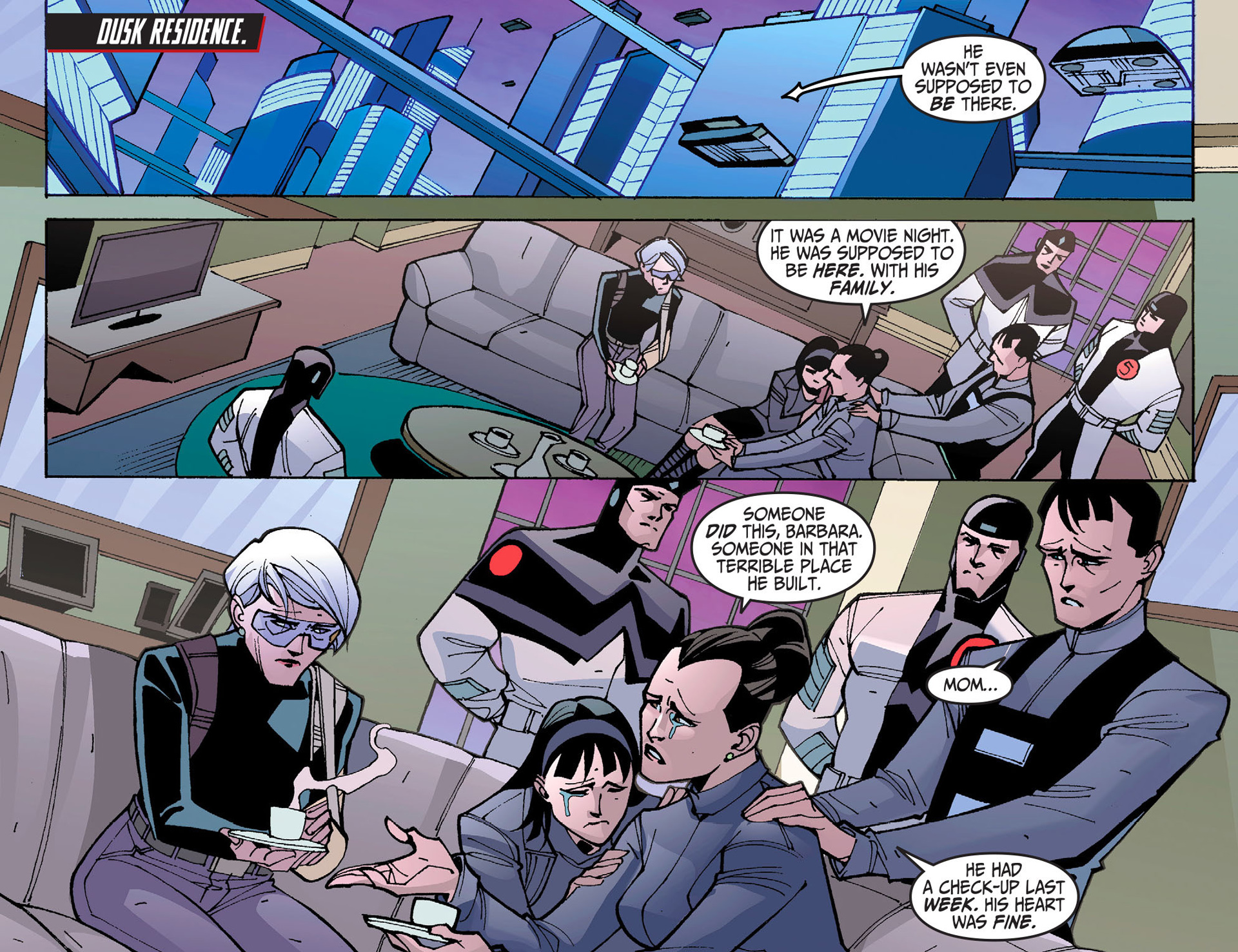Batman Beyond 2.0 Issue #2 #2 - English 13