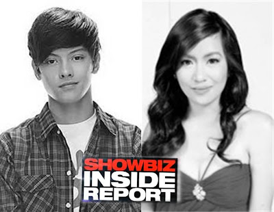 Daniel Padilla and Angeline Quinto's real persona on Showbiz Inside Report