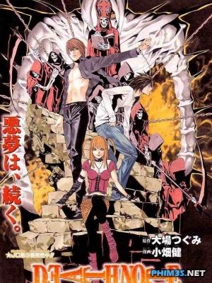 Cuốn Sổ Thiên Mệnh (Bộ) - Death Note