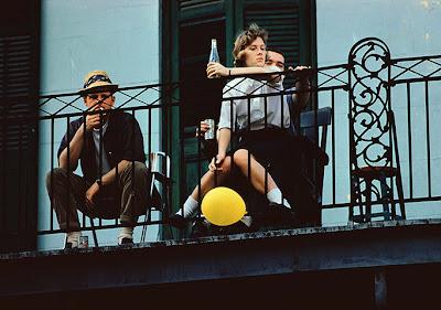 Ernst Haas - New Orleans,1960