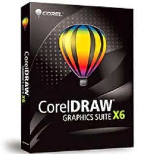 CorelDRAW Graphics Suite X6 16.4.0.1280 Image